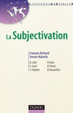 La subjectivation