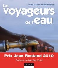 Les voyageurs de l'eau - Préface de Nicolas Hulot
