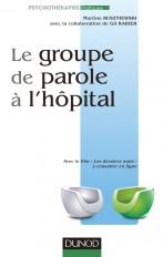 Le groupe de parole à l'hôpital