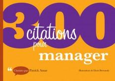 300 citations pour manager
