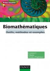 Biomathématiques - Outils, méthodes et exemples
