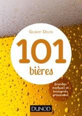 101 bières - 2ed. - Grandes marques et brasseries artisanales