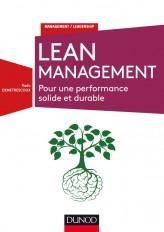 Lean Management - Pour une performance solide et durable