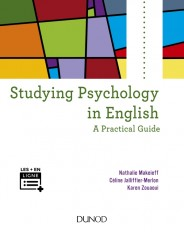 Studying psychology in english - A practical guide