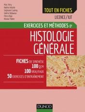 Histologie générale - Exercices et méthodes
