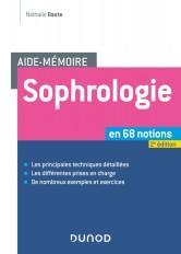 Aide-mémoire - Sophrologie -2e éd. - en 68 notions