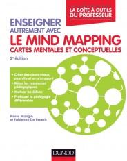 Enseigner autrement avec le Mind Mapping - Cartes mentales et conceptuelles