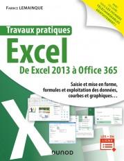 Travaux pratiques - Excel - De Excel 2013 à Office 365