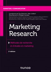 Marketing Research - 2e éd. - Méthodes de recherche et d'études en marketing