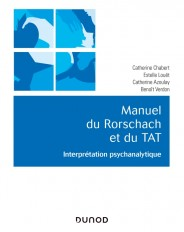 Manuel du Rorschach et du TAT - Interprétation psychanalytique