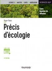 Précis d'écologie - 8e éd.