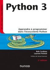 Python 3 - 2e éd. - Apprendre à programmer dans l'écosystème Python