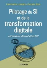 Pilotage du SI et de la transformation digitale - 4e éd. - Les tableaux de bord d