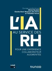 L'IA au service des RH - Pour une expérience collaborateur augmentée