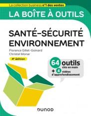 La boîte à outils Santé-Sécurité-Environnement - 4e éd.