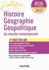 ECG 1re année Histoire Géographie Géopolitique