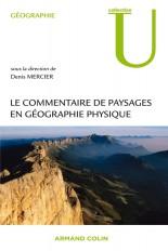 Le commentaire de paysages en géographie physique