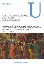Rome et le monde provincial