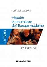 Histoire économique de l'Europe moderne - XVe-XVIIIe s.