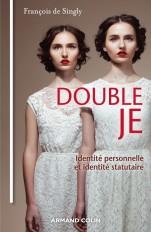 Double Je -  Identité personnelle et identité statutaire