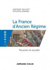 La France d'Ancien Régime - Pouvoirs et société