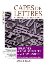 CAPES de Lettres classiques et modernes - Toutes les épreuves d'admissibilité et d'admission