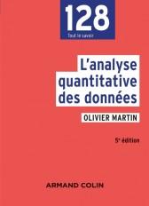 L'analyse quantitative des données - 5e éd.