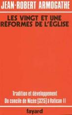 Les Vingt et une réformes de l'Eglise