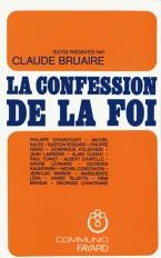 La Confession de la foi chrétienne