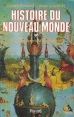 Histoire du Nouveau Monde T.1