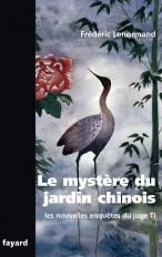 Le mystère du jardin chinois