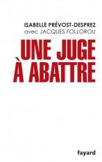 Une juge à abattre