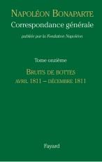 Correspondance générale - Tome 11