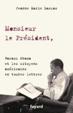 Monsieur le Président,