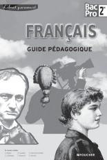 Libres Parcours Français Sde Bac Pro Guide pédagogique