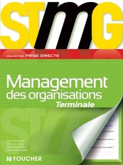 Prise directe Management des organisations Tle Bac STMG