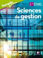 Tremplin - SCIENCES DE GESTION - 1re BAC STMG