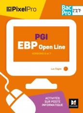 Pixel Pro - PGI EBP Openline - 2de/ 1re/ Tle BAC PRO