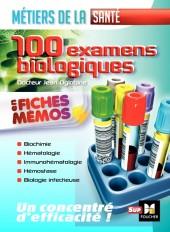 Les 100 examens biologiques ESI-IDE - Métiers de la santé