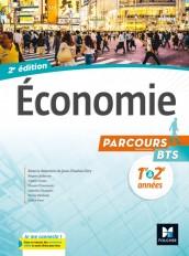 Parcours - ECONOMIE BTS 1re et 2e années - Éd. 2017 - Manuel élève