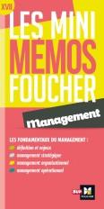 Les mini memos Foucher - Management - Révision