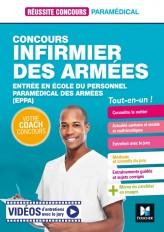 Réussite concours - Infirmier des armées -Entrée en école du personnel paramédical des armées (EPPA)