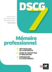 DSCG 7 - Mémoire professionnel - Manuel