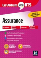 Le Volum' BTS - Assurance - Révision et entrainement