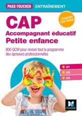 Pass'Foucher - CAP Accompagnant éducatif Petite enfance Épreuves professionnelles - Entraînement