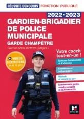 Réussite Concours - Gardien-brigadier de police municipale / Garde champêtre - 2022-2023