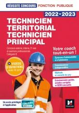 Réussite Concours - Technicien territorial / principal - 2022-2023 - Préparation complète
