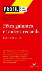 Profil - Verlaine (Paul) : Fêtes galantes et autres recueils