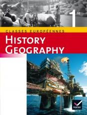 History and Geography 1re éd 2006 - Livre de l'élève