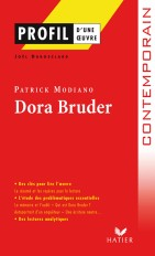 Profil - Modiano (Patrick) : Dora Bruder
